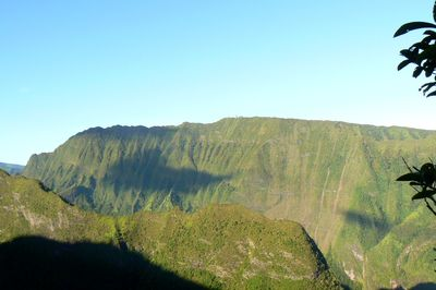 Mont Marau vu du sentier de l'Aorai