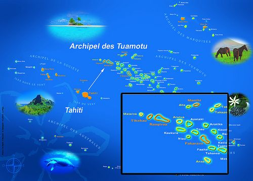 Rangiroa dans Archipel des Tuamotu tuamotu21