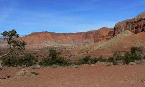 Capitol Reef NP dans Voyage Usa Utah Arizona p1320539